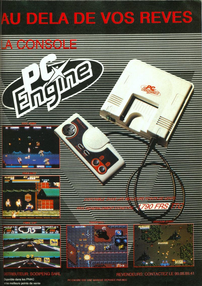 [Console]   PC ENGINE (Nec) 1987 - Page 3 Pub1